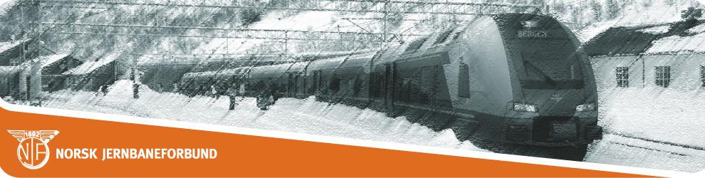 Toppbanner – jernbane