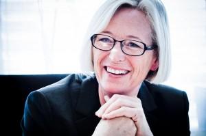 Marit Arnstad. Foto: Ole Palmstrøm