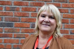 Jane B. Sæthre, nestleder i NJF