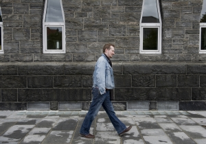Axel Fjeld, tillitsvalgt octavist og aktivist