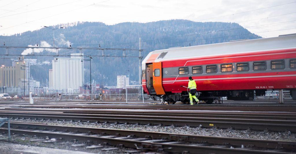 NSB blir Vy. Foto: Bjørn A. Grimstad